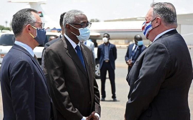 رغم معارضة الحكومة والاحزاب.. مجلس السيادة السوداني يقرر قبول العرض الامريكي بالتطبيع السريع مع اسرائيل