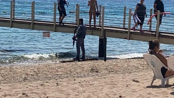 وزارة الخارجية تتابع اعتقال اسرائيل لسباح أردني اتجه نحو ايلات