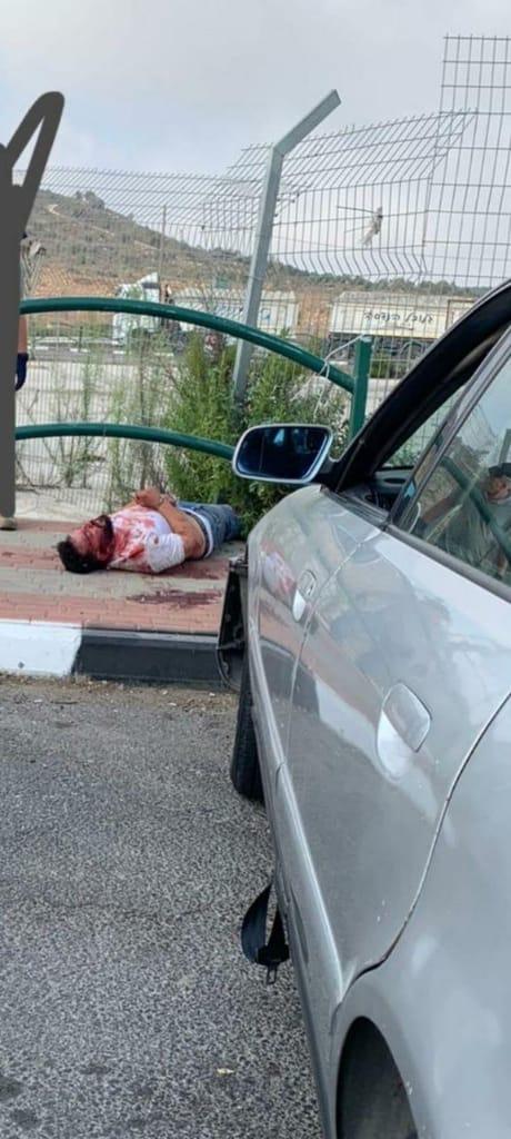 إصابة جنديين إسرائيليين بجراح في عملية دهس نفذها محمد البيتاوي قرب حاجز زعترة بمدينة نابلس شمال الضفة/ فيديو