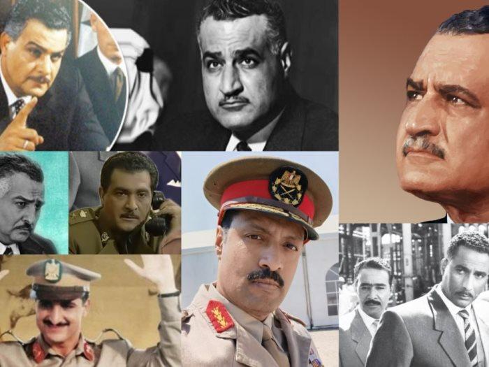 هكذا تناولت السينما والدراما التليفزيونية شخصية جمال عبد الناصر