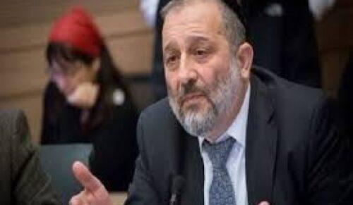 وزير داخلية الإحتلال يسخر من اتفاقات التطبيع: حكّام العرب دواب يتعين علينا ركوبهم للوصول إلى اهدافنا