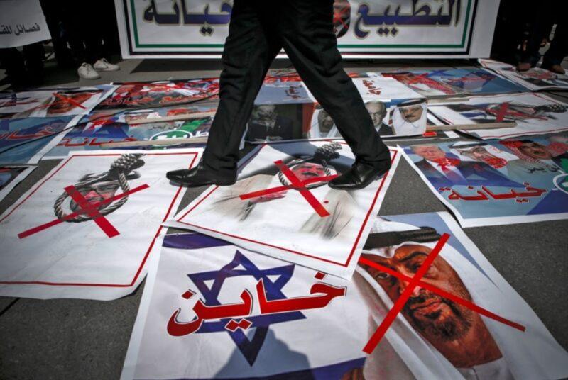 اهم المقاصد من التطبيع الخليجي: 1- اسرائيل ليست معزولة 2- السلام ممكن دون حل قضية فلسطين