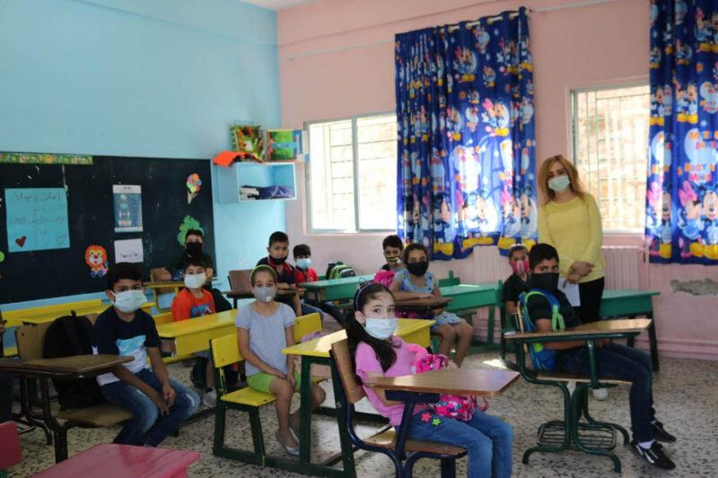 يا اهلا بالمدارس.. 2.145 مليون طالب يعودون اليوم  لمقاعد التدريس الحكومية والخاصة والأونروا والثقافة العسكرية