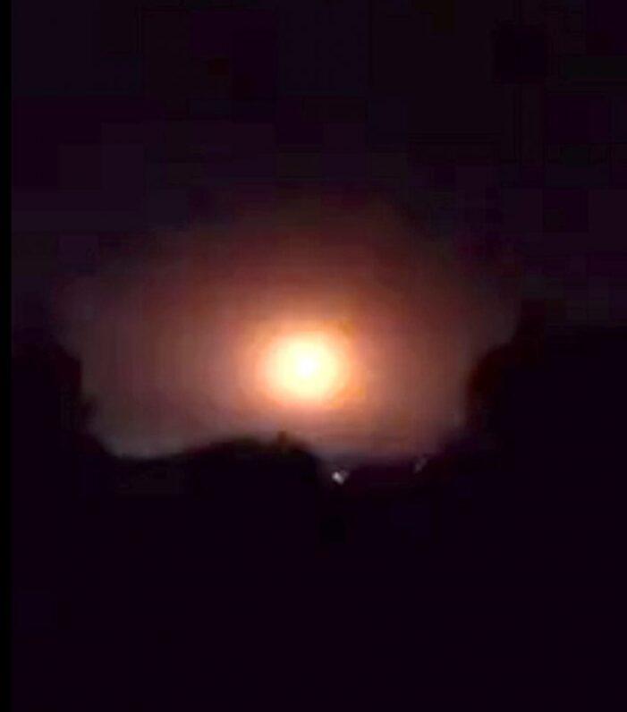 الدفاعات الجوية السورية تتصدى لعدوان إسرائيلي على محيط حلب فجر اليوم وتسقط معظم صواريخه/ فيديو