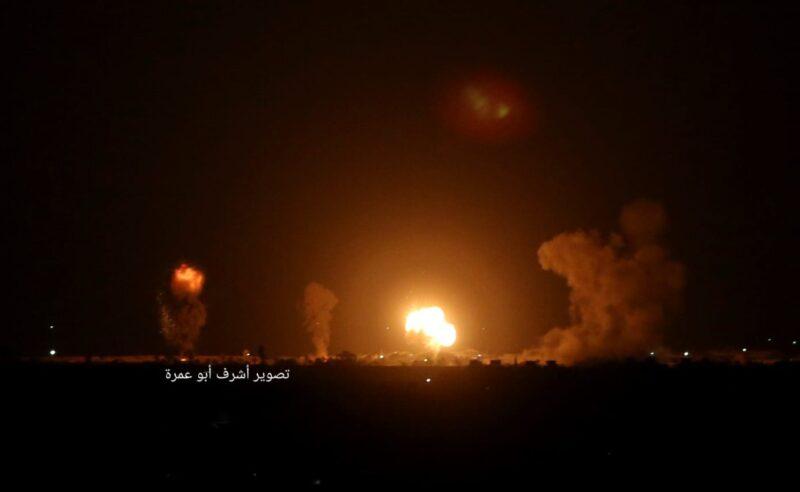 صواريخ غزة هي الجواب الحاسم على
