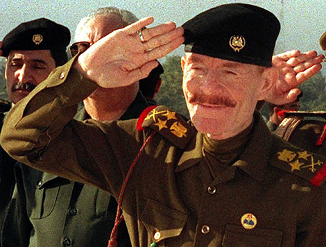 القيادة القومية لحزب البعث توجه قيادة قطر العراق بانتخاب امين سر في اسرع وقت خلفا للمجاهد عزة ابراهيم