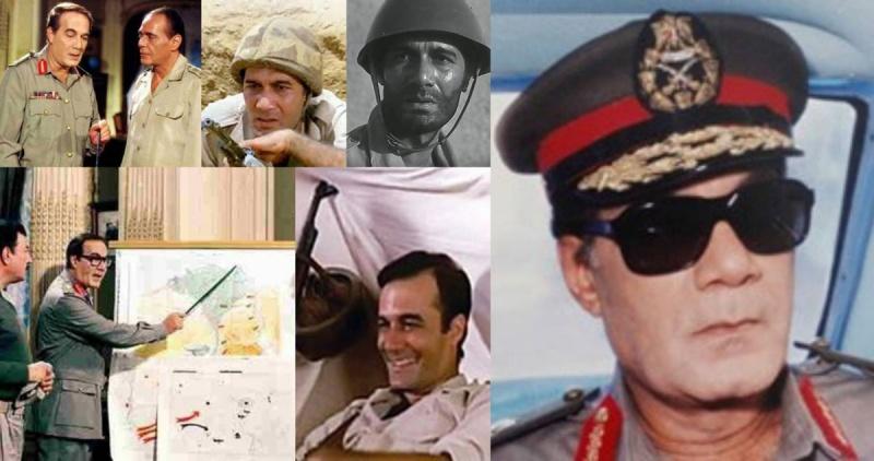 وزيرة الثقافة المصرية وحشد من كبار الفنانين يشاركون في تشييع جثمان الراحل محمود ياسين ( سيرة عملاق سينمائي)