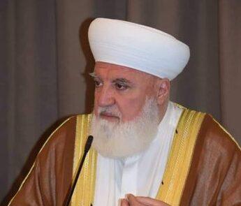 اغتيال مفتي دمشق وريفها بتفجير عبوة ناسفة في سيارته