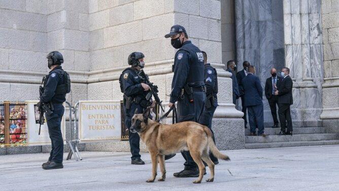 سلطات نيويورك تستعد لأعمال شغب محتملة بعد الانتخابات الرئاسية
