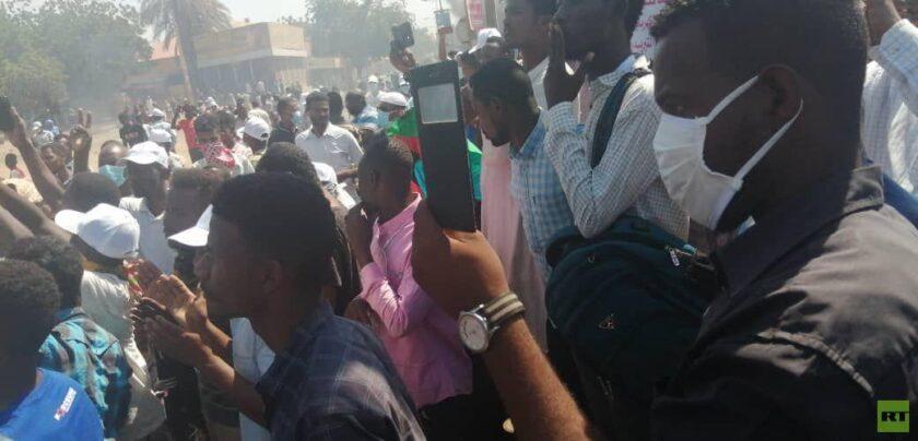 الخرطوم تشهد اليوم مظاهرات حاشدة تدعو لإسقاط الحكومة/ فيديو