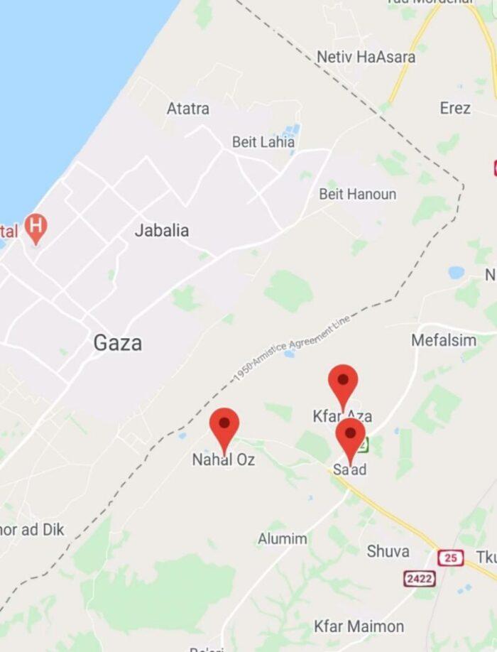 جيش الاحتلال: اعتراض صاروخ أطلق من غزة مساء اليوم