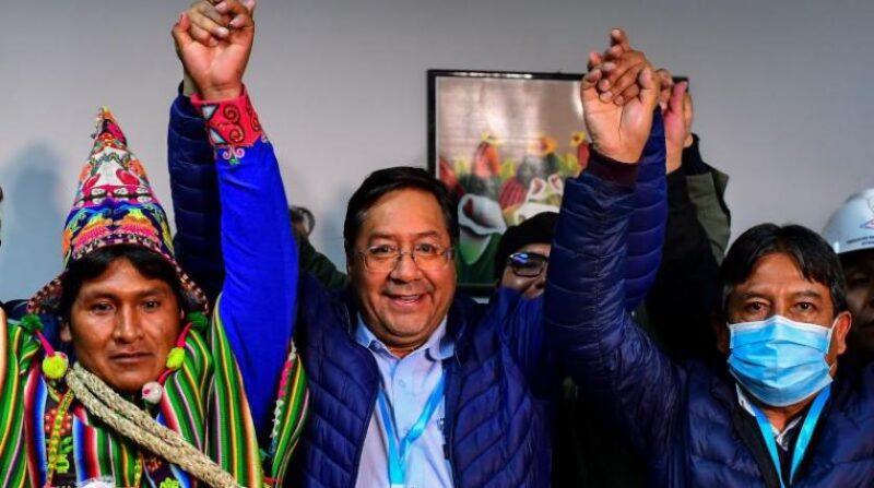انصار الرئيس اليساري السابق موراليس يعودون لحكم بوليفيا