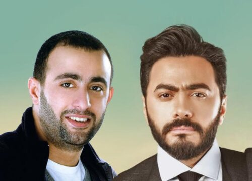 بعد صلح أحمد السقا وتامر حسنى.. الجمهور يهديهما أغنية حول الصداقة/ فيديو