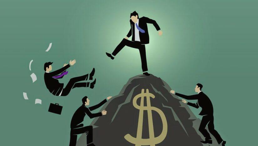 ازمة الرأسمالية وسقوط النموذج الغربي