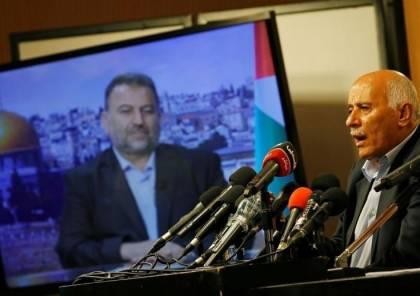 جبريل الرجوب ينعي مشروع المصالحة الفلسطينية، ويختلق سببا لفشل المباحثات الأخيرة في القاهرة
