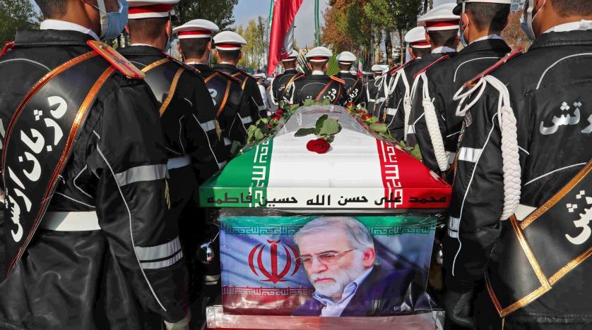إيران: اغتيال
