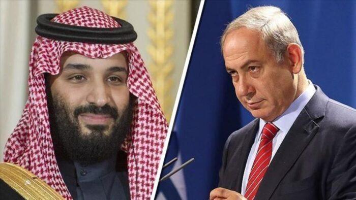 وزير سعودي ينفي وآخر اسرائيلي يؤكد عقد لقاء سري امس بمدينة نيوم بين نتنياهو وابن سلمان وبومبيو ورئيس الموساد