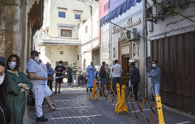 الدار البيضاء بالمغرب تستعد لاطلاق حملة تلقيح ضد كورونا