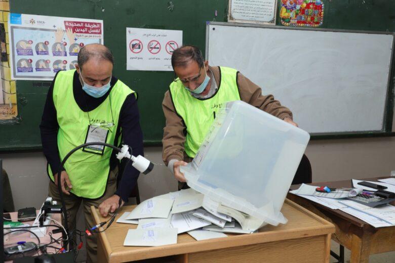 تسجيل 13 طعنا بصحة نتائج الانتخابات في عمان وإربد ومعان