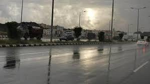 كتلة هوائية باردة وأمطار متفرقة اليوم الاربعاء وغدا وبعده
