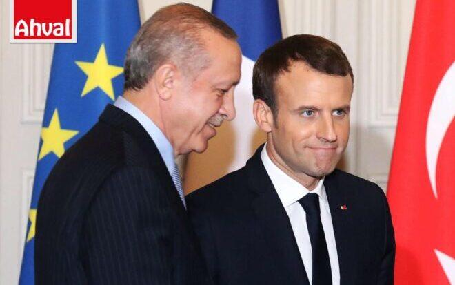 في تهجم هستيري.. أردوغان يعلن ان فرنسا تمر بمرحلة خطيرة جدا، ويأمل أن تتخلص من ماكرون في أسرع وقت