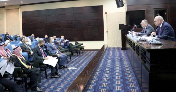 مجلس الأعيان يشكل لجانه الدائمة ويختار الرفاعي نائبا للرئيس