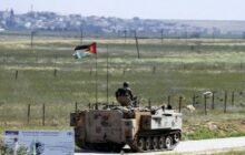 القوات المسلحة تحبط محاولة تهريب مخدرات من سوريا