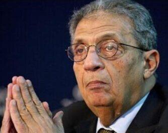 عمرو موسى يدعو  للحرص على مؤسسة ياسر عرفات