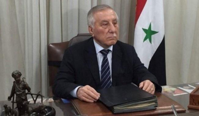 رحيل اللواء بهجت سليمان السفير السوري السابق في الأردن اليوم الخميس متأثرا باصابته بفيروس كورونا/ تحديث