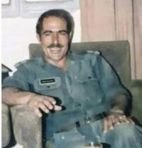 الذكرى الثالثة لرحيل العقيد الركن محمد عواد المومني