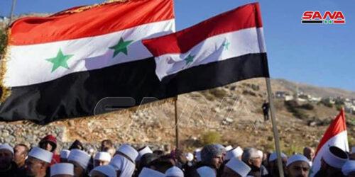 مصدر إعلامي سوري: أي حديث عن مفاوضات أو مباحثات سرية بيننا وبين الكيان الصهيوني ما هو إلا فبركات إعلامية وسياسية