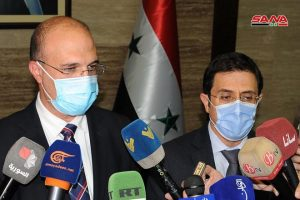 وزارة الصحة السورية تؤمن للبنان 75 طناً من الأوكسجين لانقاذ مرضاه