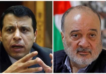 وفقاً لصحيفة القدس: اتصالات بين المفصولين من حركة فتح