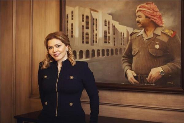 رغد صدام حسين تعزي الاردنيين بوفاة ضحايا مستشفى السلط
