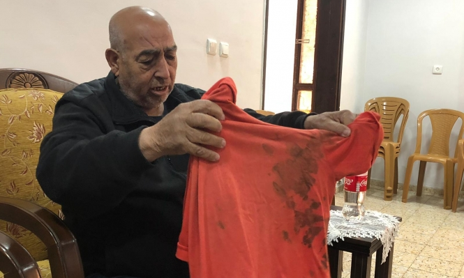 شقيقه يحتفظ بقميصه الملطخ بالدماء منذ 45 عاما.. حكاية شهيد يوم الأرض محسن طه/ فيديو