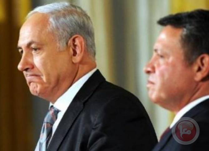 صحيفة هآرتس: نتنياهو يصعّد الازمة مع الاردن ويرفض طلب تزويده بالمياه خلافاً لتوصية الجهات الاسرائيلية المختصة