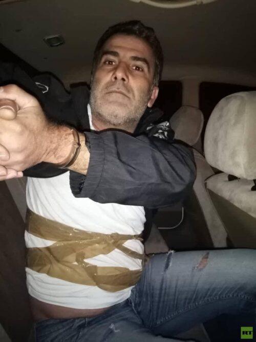 نشر صورة الشخص الذي حاول اختطاف الطائرة التابعة لـ
