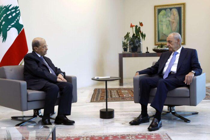 نبيه بري مُحذراً: لبنان كله في خطر إذا لم تتشكل حكومة، وسنغرق مثل سفينة تيتانيك من دون استثناء