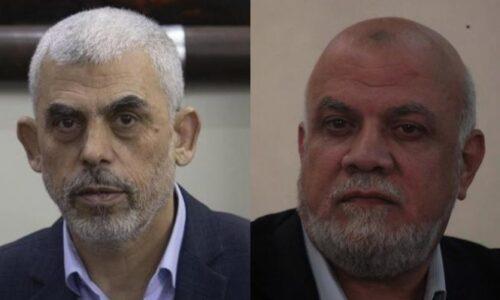 تأجيل انتخاب رئيس حماس في غزة بعد التنافس الشديد بين عوض الله والسنوار