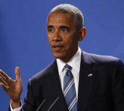 هكذا نعى الرئيس الامريكي أوباما جدته المعمرة الكينية/ فيديو