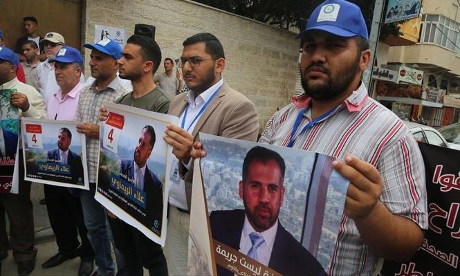 الاحتلال يمدد اعتقال الصحافي علاء الريماوي بحجة تعاطفه مع