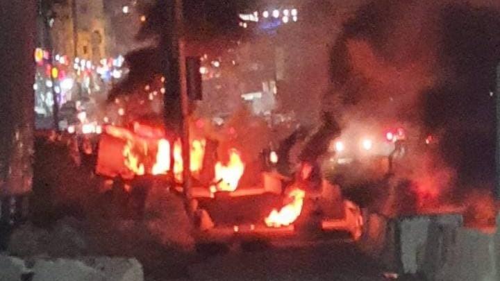 تصعيد شامل على خط المقاومة الفلسطينية بدءاً من الانتفاضة الشعبية في القدس حتى اطلاق الصواريخ من قطاع غزة