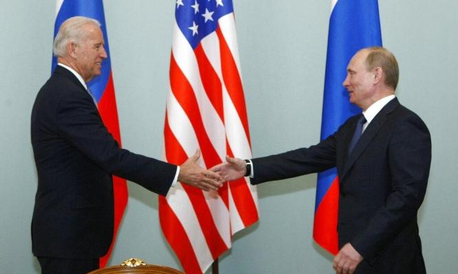 في مكالمة تصالحية.. بوتين وبايدن ناقشا مليا العلاقات الروسية والأمريكية وبعض بنود الأجندة الدولية