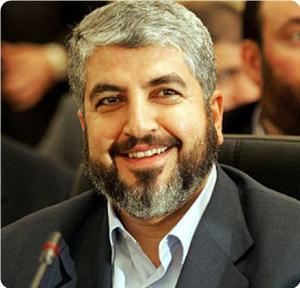 خالد مشعل يتولى رئاسة المكتب السياسي لحركة حماس بالخارج