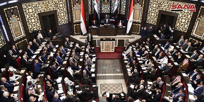 رئيس مجلس الشعب السوري يعلن اليوم فتح باب الترشح للانتخابات الرئاسية التي ستجري يوم الأربعاء 26 أيار المقبل