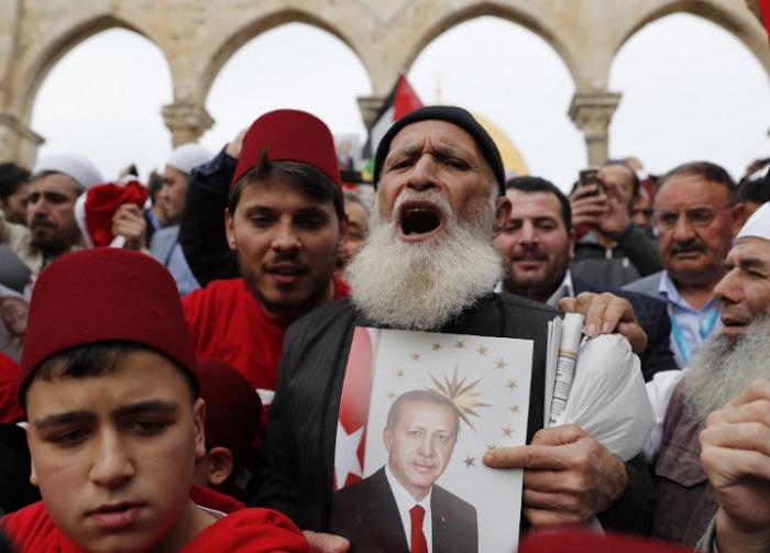 في مواجهة الوصاية الهاشمية.. اردوغان يتسلل بهدوء لتأكيد الحضور التركي/ العثماني في القدس