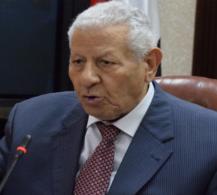 رحيل الصحفي المصري مكرم محمد أحمد، رئيس اتحاد الصحفيين العرب