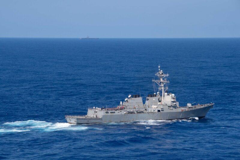 الاعلام الايراني يشير الى استهداف سفينة تجارية ترفع علم إسرائيل قرب السواحل الإماراتية