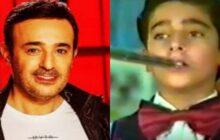 شاهد.. أول ظهور للفنان التونسي صابر الرباعي وهو طفل يغني في العراق/ فيديو
