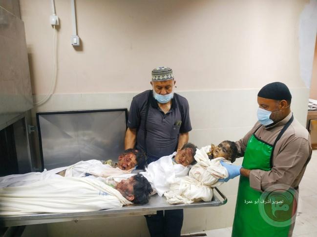 5 شهداء وعشرات الجرحى فجر اليوم الجمعة، وارتفاع حصيلة العدوان الى ١١٩ شهيداً فلسطينياً واكثر من ٦٠٠ جريح